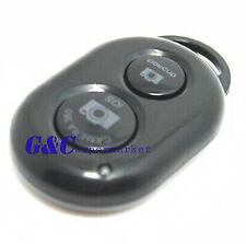 Black Wireless Bluetooth Camera Remote Control Self-timer Shutter Samsung  M96