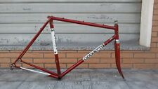 Vintage cicchetti 80's bike frame telaio bici da corsa in acciaio