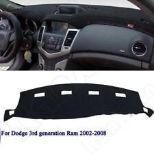 Dashmat For DODGE RAM 1500 2500 3500 2002-2008 Dashboard Mat Carpet Dash Cover