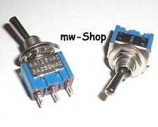 _10 Kipptaster EIN/ AUS /EIN 125/250V 6/3A AC Taster_