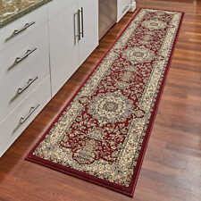 Thomasville Timeless Classic Rug Collection, Selby, RED (0671)
