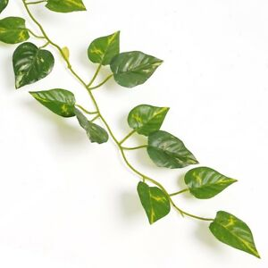 2m Artificial Ivy Leaf Garland Plants Vine Fake Foliage Flowers Home Decor Plast