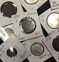 Coin ESTATE Deal Rare Date Foreign & U.S. Coins In This Huge Lot, Up To $150.