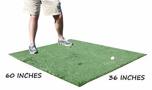 3' x 5' Fairway Golf Chipping Driving Range Commercial Practice Hitting Aid Mat