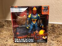 SHADOW RAIDERS Pyrus Misb NEW WAR PLANETS action figure Trendmasters