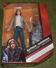 "MATTEL DC COMICS BATMAN SUPERMAN V Multiverso 6"" Figura Lex Luthor"