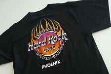 Hard Rock Cafe Anniversary 25 Years 1971-1996 Phoenix Arizona Size Adult Large