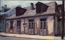 New Orleans Lousiana America 1953 frankiert Briefmarke Lafitte Blacksmiths Shop