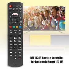 Smart LED TV Remote Control RM-L1268 for Panasonic Netflix N2Qayb00100 D1B