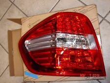 Mercedes-Benz Genuine Left Rear Lamp,Tail Light LED ML350 ML63 ML550 ML NEW