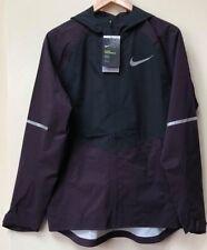 Mens Nike Zonal Aeroshield Running Jacket 857808-652 Port Wine Brand New Size M