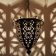 Oriental Plafonnier lampe à suspension marocaine fer Boha h64cm