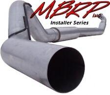 """MBRP 04.5-09 Dodge Ram Diesel 5"""" Turbo Back, Single Side AL Exhaust"""