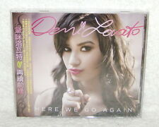 Demi Lovato Here We Go Again 2009 Taiwan CD w/OBI