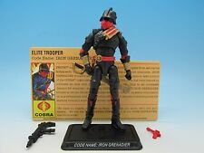 "GI Joe Iron Grenadier (v6) 25th Anniversary Comic Pack #7 3.75"" Action Figure"