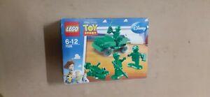 SET LEGO TOY STORY 7595 - NUEVO, CAJA SIN ABRIR.EJERCITO PATRULLANDO