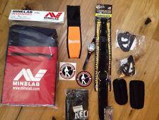 Minelab Metal Detector Bag & Limbsaver Sling, Watch + Accessories Brand New