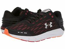 Under Armour Men's Charged Rogue Runner Shoes in Black/Orange, Size 13 Medium