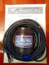 Hawkins-Radio Thunderbolt SSD58+ 5/8th Wave BLACK  10-12M CB  aerial SOTA IOTA