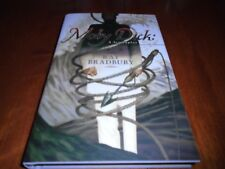 Moby Dick : The Screenplay Signed by Ray Bradbury (2008, Hardcover 1st/1st)