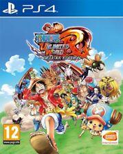 One Piece Unlimited World RED Edición de Lujo PS4 * NUEVO PRECINTADO PAL *