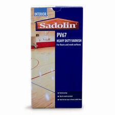 Sadolin PV67 Heavy Duty Varnish 1 Litre Gloss