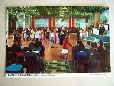 John Hinde Postcard, BUTLIN'S CLACTON - THE VIENNESE BALLROOM. Unused.