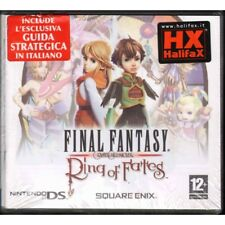 Final Fantasy Crystal Chronicles Ring Fates Nintendo DS NDS Sigillato 5060121822