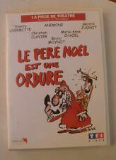 DVD LE PERE NOEL EST UNE ORDURE - LHERMITTE / ANEMONE / CLAVIER - LA PIECE