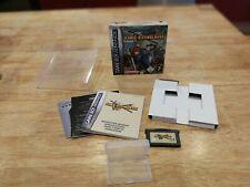 Fire Emblem (Nintendo Game Boy Advance, 2004) gebraucht top zustand deutsch pal