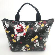 DISNEY MICKEY MOUSE Handbag Clutch Purse Tote Shopper Bag W 34 x H 20 cm (S).