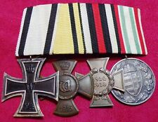 New listingWurttemberger 4 Medal Bar - Non-Combatant Ek 2 Plus 3 Other Non-Com Medals!