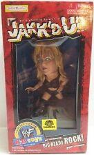Sable 1998 WWF Jakk'D Up Bobblehead by JAKKS Pacific NIB KB Toys Exclusive NIP