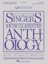The Singer's Musical Theatre Anthology - Volume 6 Soprano, Book/Online Audio (Ri