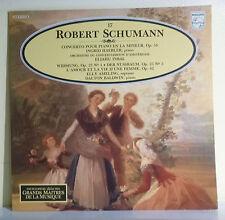 33T Robert SCHUMANN Disque LP HAEBLER & BALDWIN Piano INBAL MUSIQUE ALPHA N° 17