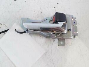 FORD RANGER PJ-PK  RIGHT FRONT/REAR INNER CHROME DOOR HANDLE