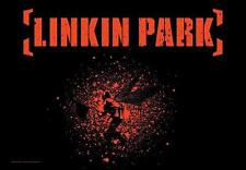 """LINKIN PARK FLAGGE / FAHNE """"SOLDIER QUER HYBRID THEORY"""" POSTER FLAG"""