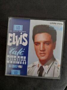 Elvis Presley - Café Europa Sessions Ftd ( Read Description)