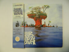 Gorillaz – Plastic Beach - CD - TOCP-66951 Japan OBI