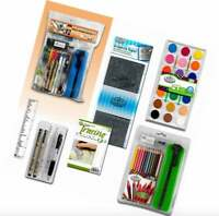 Bible Journaling Kit - including Bible Highlighters, Pigma Micron, Pigma Graphic