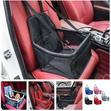 PET Dog Carrier Car Seat Pad sicuro trasportare casa auto accessori da viaggio impermeabile
