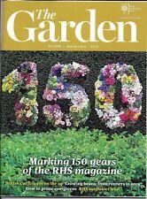 RHS THE GARDEN Magazine - April 2016