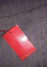 BNWT lovely BURBERRY London wool women's trousers - size EUR 50 = W38