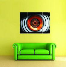 Naruto Eye Anime Manga Cartoon Giant Wall Art Print Poster Picture