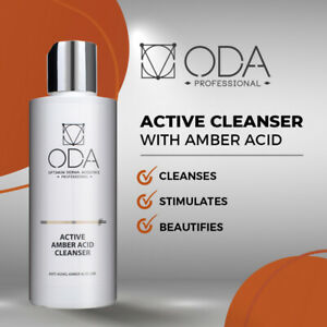 ODA Active cleanser with Amber acid