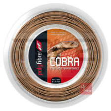Polyfibre Cobra  Tennis String 200m Reel - 17 / 1.25mm