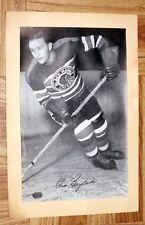 Glenn Brydson Chicago Black Hawks Beehive Hockey Card NHL 1933 1944 RARE