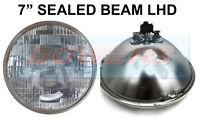 "7"" GENUINE SEALED BEAM HEADLIGHT HEADLAMP UNIT FOR CLASSIC CAR SB7014 LHD EURO"