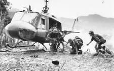 Vietnam War U.S. Army 101st Air A Shau Valley Hamburger Hill 1969 8.5x11 Photo