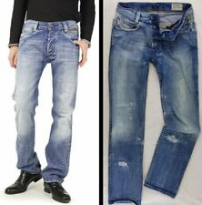 DIESEL Jeans 27 x 32 mens PADDOM SPECIAL slim straight distressed HOT